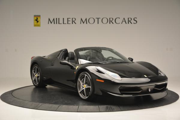 Used 2012 Ferrari 458 Spider for sale Sold at Bentley Greenwich in Greenwich CT 06830 11