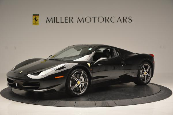 Used 2012 Ferrari 458 Spider for sale Sold at Bentley Greenwich in Greenwich CT 06830 14