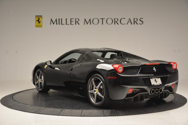 Used 2012 Ferrari 458 Spider for sale Sold at Bentley Greenwich in Greenwich CT 06830 17