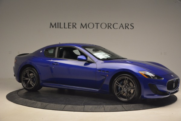 New 2017 Maserati GranTurismo Sport Coupe Special Edition for sale Sold at Bentley Greenwich in Greenwich CT 06830 10