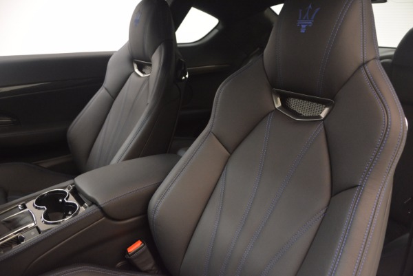 New 2017 Maserati GranTurismo Sport Coupe Special Edition for sale Sold at Bentley Greenwich in Greenwich CT 06830 18