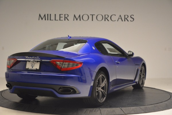 New 2017 Maserati GranTurismo Sport Coupe Special Edition for sale Sold at Bentley Greenwich in Greenwich CT 06830 7