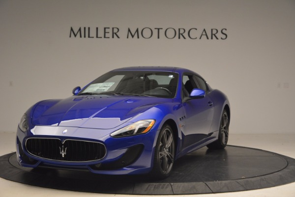 New 2017 Maserati GranTurismo Sport Coupe Special Edition for sale Sold at Bentley Greenwich in Greenwich CT 06830 1