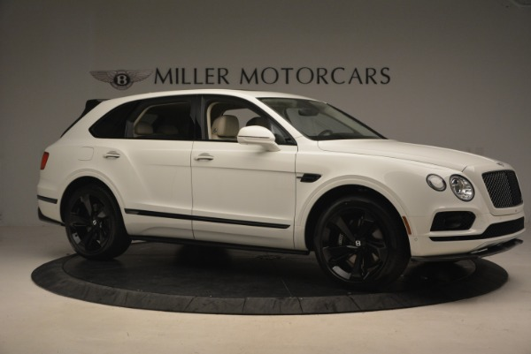 Used 2018 Bentley Bentayga Black Edition for sale Sold at Bentley Greenwich in Greenwich CT 06830 10