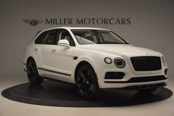 Used 2018 Bentley Bentayga Black Edition for sale Sold at Bentley Greenwich in Greenwich CT 06830 11