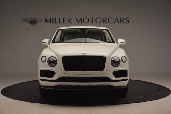 Used 2018 Bentley Bentayga Black Edition for sale Sold at Bentley Greenwich in Greenwich CT 06830 12
