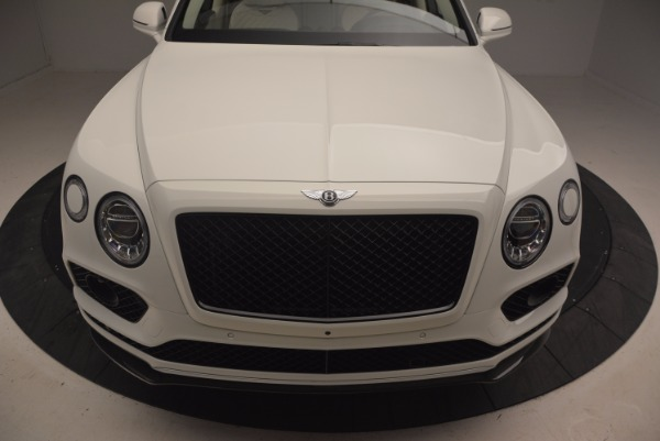 Used 2018 Bentley Bentayga Black Edition for sale Sold at Bentley Greenwich in Greenwich CT 06830 13