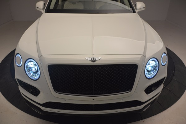 Used 2018 Bentley Bentayga Black Edition for sale Sold at Bentley Greenwich in Greenwich CT 06830 16
