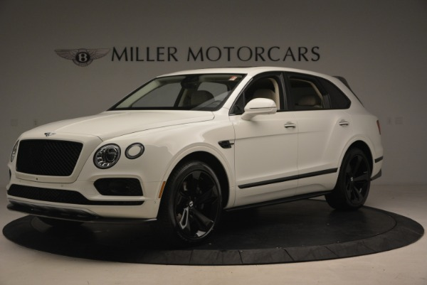 Used 2018 Bentley Bentayga Black Edition for sale Sold at Bentley Greenwich in Greenwich CT 06830 2