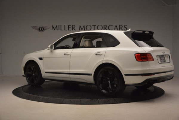 Used 2018 Bentley Bentayga Black Edition for sale Sold at Bentley Greenwich in Greenwich CT 06830 4