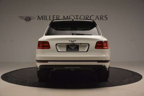 Used 2018 Bentley Bentayga Black Edition for sale Sold at Bentley Greenwich in Greenwich CT 06830 6