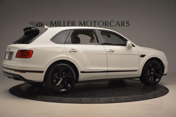 Used 2018 Bentley Bentayga Black Edition for sale Sold at Bentley Greenwich in Greenwich CT 06830 8