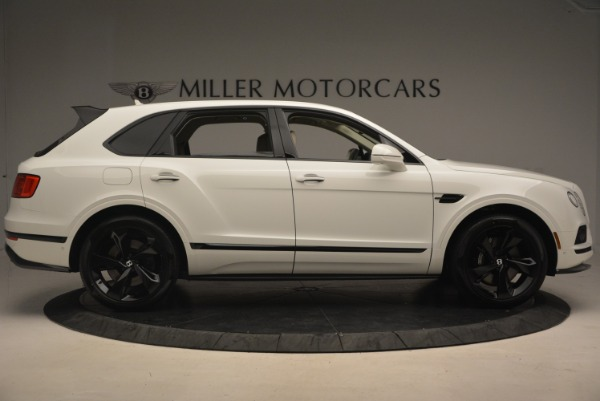 Used 2018 Bentley Bentayga Black Edition for sale Sold at Bentley Greenwich in Greenwich CT 06830 9