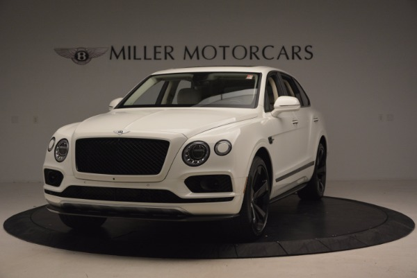 Used 2018 Bentley Bentayga Black Edition for sale Sold at Bentley Greenwich in Greenwich CT 06830 1