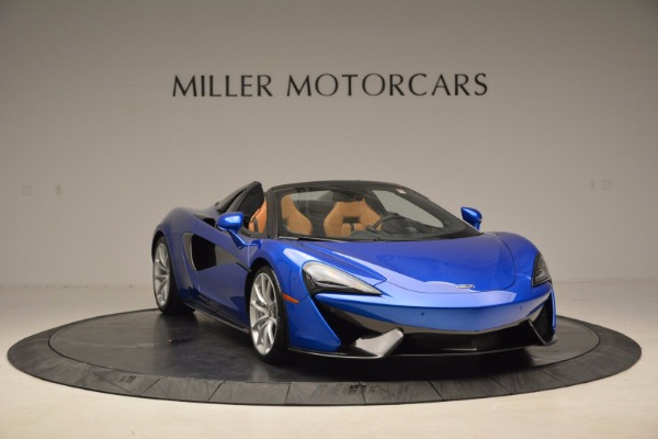 Used 2018 McLaren 570S Spider for sale Sold at Bentley Greenwich in Greenwich CT 06830 11