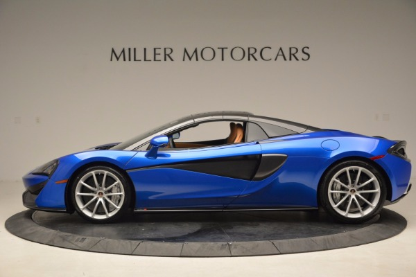Used 2018 McLaren 570S Spider for sale Sold at Bentley Greenwich in Greenwich CT 06830 16