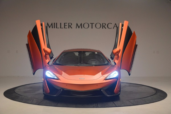 Used 2017 McLaren 570S for sale Sold at Bentley Greenwich in Greenwich CT 06830 15