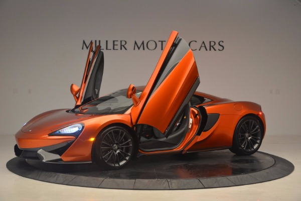 Used 2017 McLaren 570S for sale Sold at Bentley Greenwich in Greenwich CT 06830 16