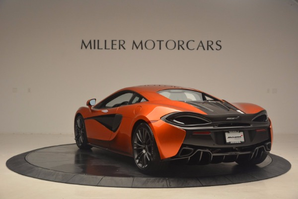 Used 2017 McLaren 570S for sale Sold at Bentley Greenwich in Greenwich CT 06830 5