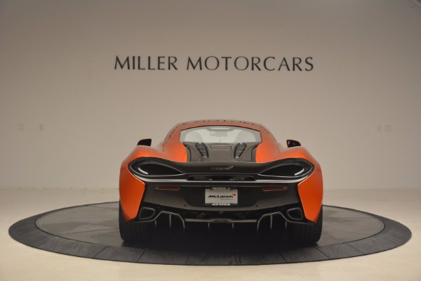 Used 2017 McLaren 570S for sale Sold at Bentley Greenwich in Greenwich CT 06830 6