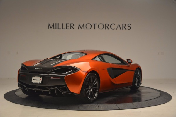Used 2017 McLaren 570S for sale Sold at Bentley Greenwich in Greenwich CT 06830 7
