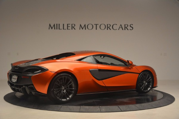 Used 2017 McLaren 570S for sale Sold at Bentley Greenwich in Greenwich CT 06830 8