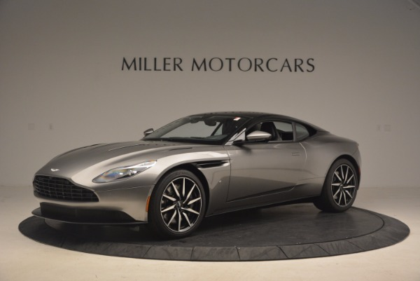 New 2017 Aston Martin DB11 for sale Sold at Bentley Greenwich in Greenwich CT 06830 2