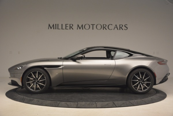 New 2017 Aston Martin DB11 for sale Sold at Bentley Greenwich in Greenwich CT 06830 3