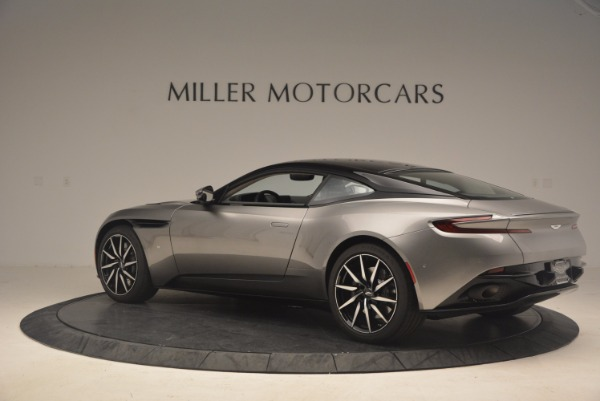 New 2017 Aston Martin DB11 for sale Sold at Bentley Greenwich in Greenwich CT 06830 4