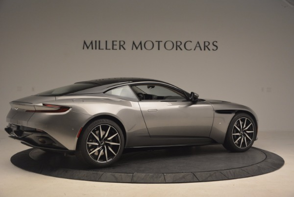 New 2017 Aston Martin DB11 for sale Sold at Bentley Greenwich in Greenwich CT 06830 8