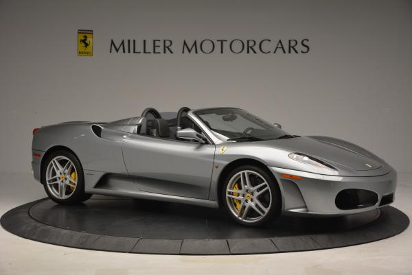 Used 2009 Ferrari F430 Spider F1 for sale Sold at Bentley Greenwich in Greenwich CT 06830 10