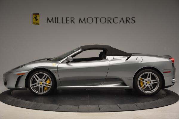 Used 2009 Ferrari F430 Spider F1 for sale Sold at Bentley Greenwich in Greenwich CT 06830 15