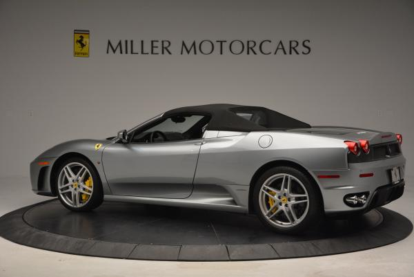 Used 2009 Ferrari F430 Spider F1 for sale Sold at Bentley Greenwich in Greenwich CT 06830 16