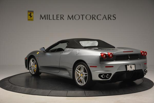 Used 2009 Ferrari F430 Spider F1 for sale Sold at Bentley Greenwich in Greenwich CT 06830 17