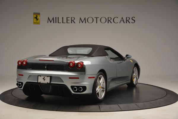 Used 2009 Ferrari F430 Spider F1 for sale Sold at Bentley Greenwich in Greenwich CT 06830 19