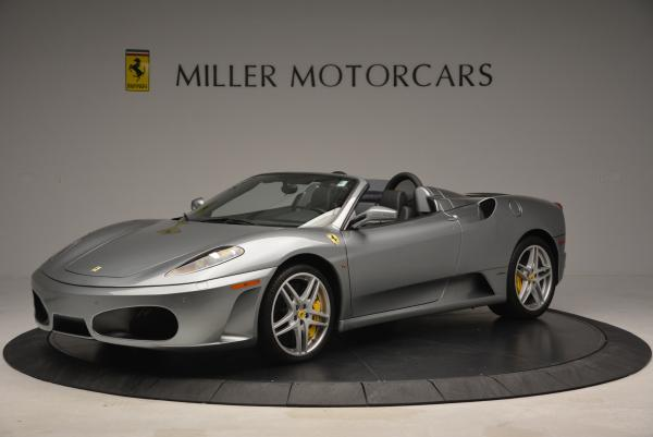 Used 2009 Ferrari F430 Spider F1 for sale Sold at Bentley Greenwich in Greenwich CT 06830 2