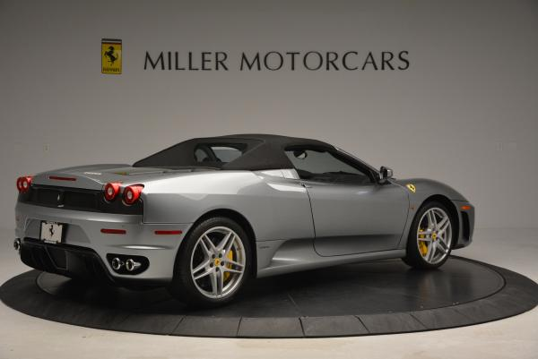 Used 2009 Ferrari F430 Spider F1 for sale Sold at Bentley Greenwich in Greenwich CT 06830 20