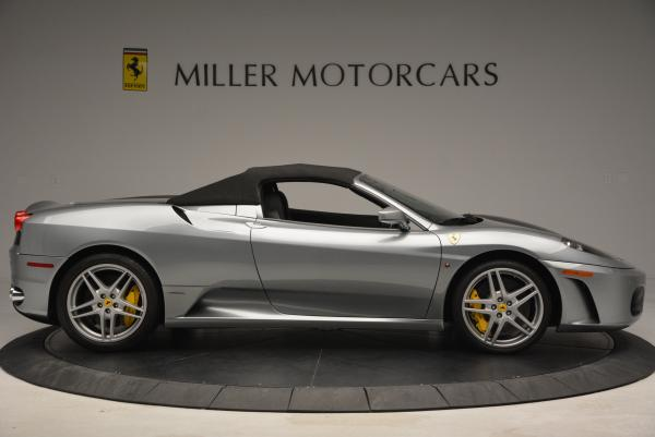 Used 2009 Ferrari F430 Spider F1 for sale Sold at Bentley Greenwich in Greenwich CT 06830 21