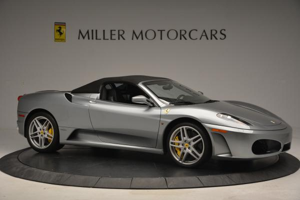 Used 2009 Ferrari F430 Spider F1 for sale Sold at Bentley Greenwich in Greenwich CT 06830 22
