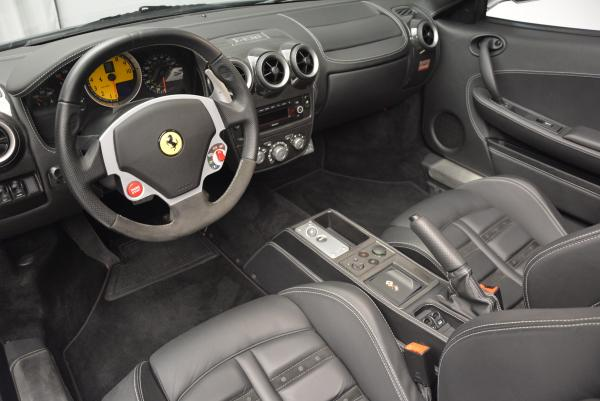 Used 2009 Ferrari F430 Spider F1 for sale Sold at Bentley Greenwich in Greenwich CT 06830 28
