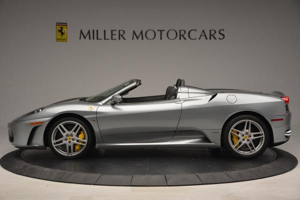 Used 2009 Ferrari F430 Spider F1 for sale Sold at Bentley Greenwich in Greenwich CT 06830 3