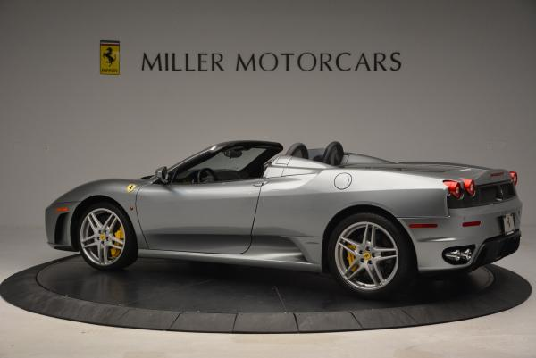 Used 2009 Ferrari F430 Spider F1 for sale Sold at Bentley Greenwich in Greenwich CT 06830 4