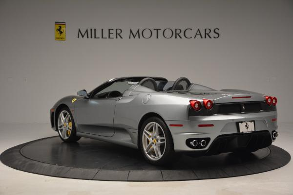 Used 2009 Ferrari F430 Spider F1 for sale Sold at Bentley Greenwich in Greenwich CT 06830 5