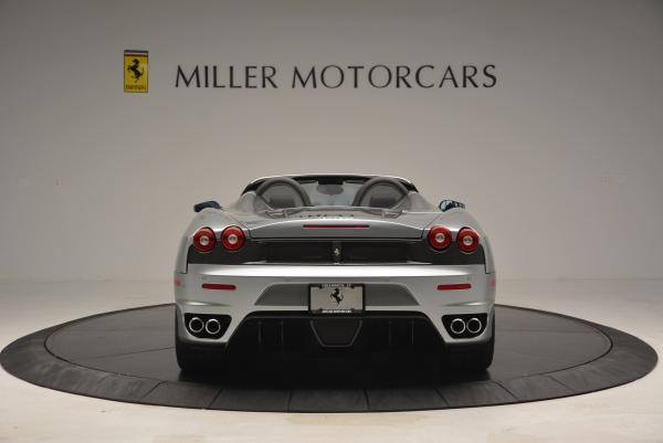 Used 2009 Ferrari F430 Spider F1 for sale Sold at Bentley Greenwich in Greenwich CT 06830 6