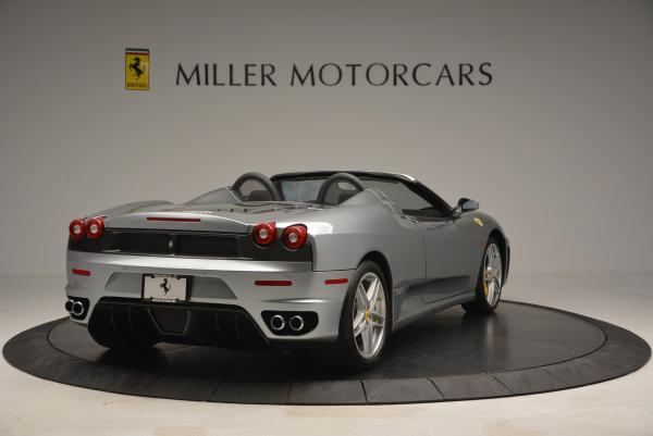 Used 2009 Ferrari F430 Spider F1 for sale Sold at Bentley Greenwich in Greenwich CT 06830 7