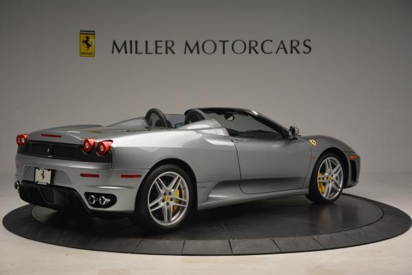 Used 2009 Ferrari F430 Spider F1 for sale Sold at Bentley Greenwich in Greenwich CT 06830 8