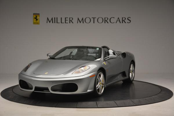 Used 2009 Ferrari F430 Spider F1 for sale Sold at Bentley Greenwich in Greenwich CT 06830 1