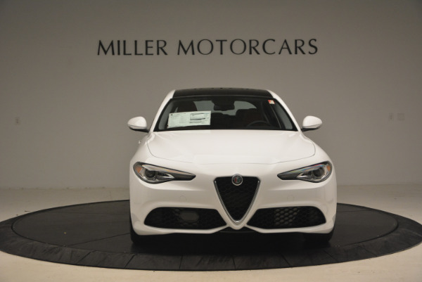 New 2017 Alfa Romeo Giulia Q4 for sale Sold at Bentley Greenwich in Greenwich CT 06830 12