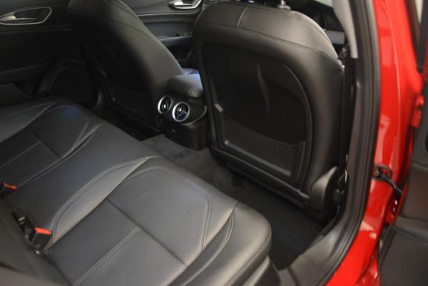 New 2017 Alfa Romeo Giulia Q4 for sale Sold at Bentley Greenwich in Greenwich CT 06830 22