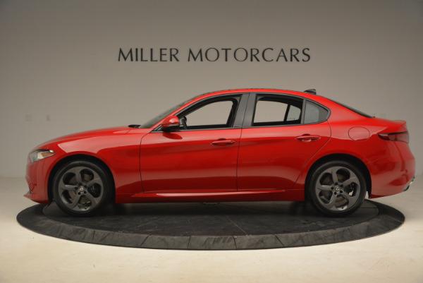 New 2017 Alfa Romeo Giulia Q4 for sale Sold at Bentley Greenwich in Greenwich CT 06830 4